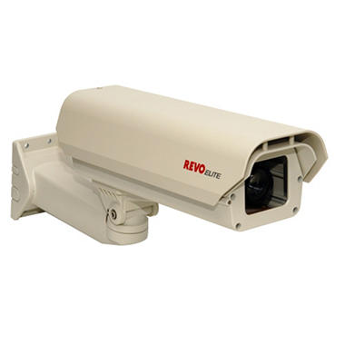 REVO America 600 TVL Box Camera with Weatherproof Enclosure