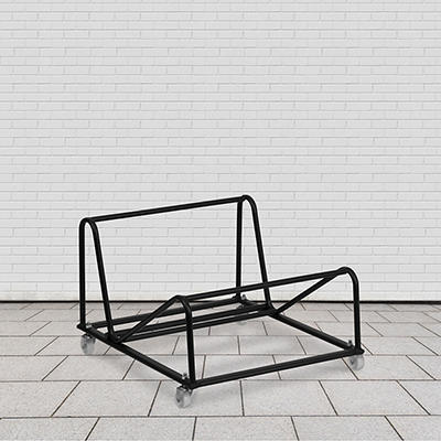 Steel Stack Chair Dolly