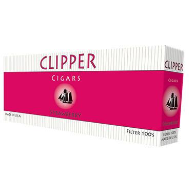 Clipper Cigars 100s - 200 ct.