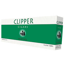 Clipper Cigars Menthol 100s - 200 ct.