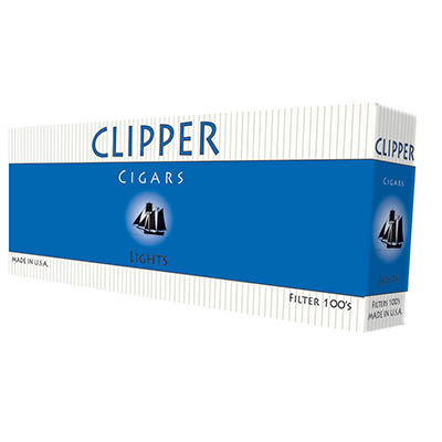 Clipper Cigars Light 100s - 200 ct.