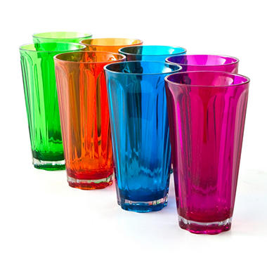 Tumbler Set - 24 oz. - 8 pc.