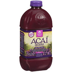 Genesis Today™ Acai Berry 100% Fruit Juice - 64 oz.