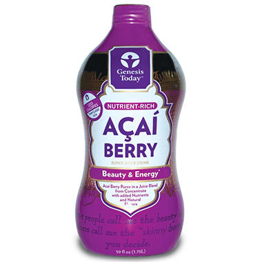 Acai Berry Juice - 59 oz.