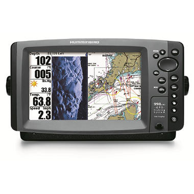 Humminbird 998c HD SI Combo Fishfinder