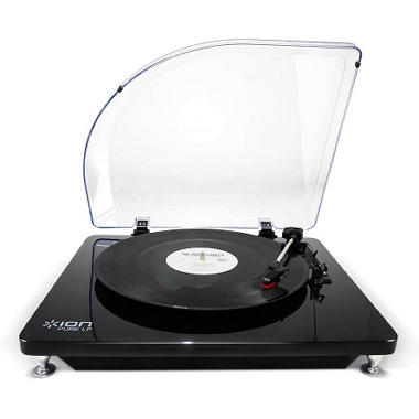 ION iT51 Pure LP USB Conversion Turntable for Mac & PC