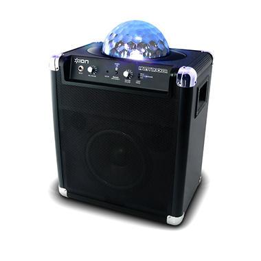 Party Rocker Wireless Speaker System w/ Built-in Light Show