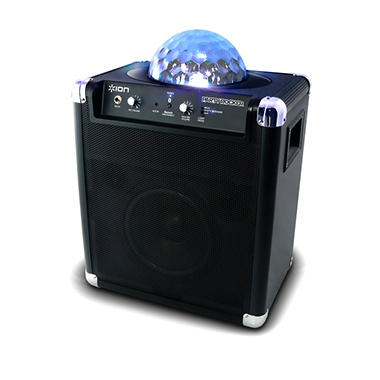 Party Rocker Wireless Speaker System w/ Built-in Light Show