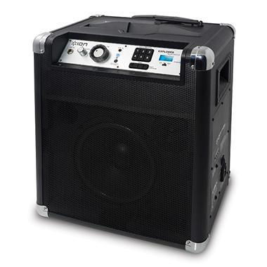 Block Rocker Explorer Sound System w/ Bluetooth