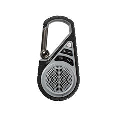 Clipster Active Bluetooth Outdoor Speaker with Metal Clip