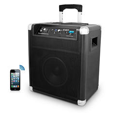Block Rocker Portable Bluetooth Speaker