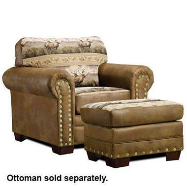 Rocky Mountain Elk Chair