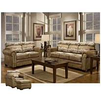 Rustic Rocky Mountain Elk Living Room Sofa Set From Sams Club Sofas Seating Living Room Furniture