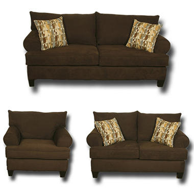 Godiva Living Room Set - 3 pc..