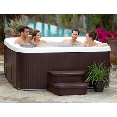 Primo 65 Jet Spa w/Bonus Spa Accessories, Original Price $3699.00