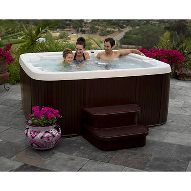 Genesis Plug 'n Play 6 Person Spa, Original Price $3149.00