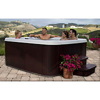 LifeSmart Valencia 350 5 Person Plug n Play Spa w/Premium Upgrade Package