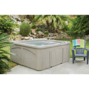 Lifesmart LS350DX 5-Person 28-Jet Plug & Play Spa