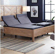 Member S Mark Split King Adjustable Bed Base With Pillow