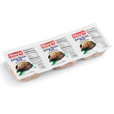 May's Hawaii Kalua Brand Pork (3 lbs.)