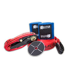 Original Slackline Kit (85ft) - RED.