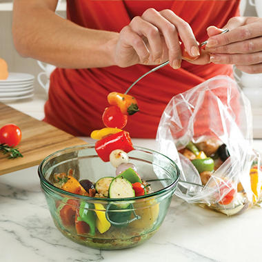 Fire Wire® Marinating Kit by Urban Accents