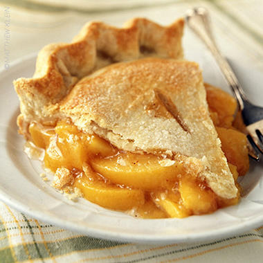 Peach Pie - 14 oz.