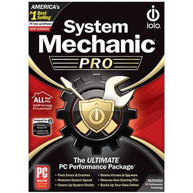 Iolo System Mechanic PRO - PC