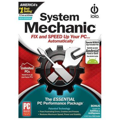 lolo System Mechanic with Bonus AV/Android App - PC