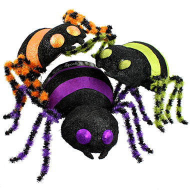 Halloween Spooky Spider - Various Colors