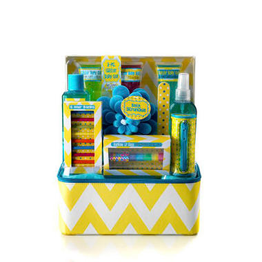 Kids Bath and Body Treats Tote Gift Sets