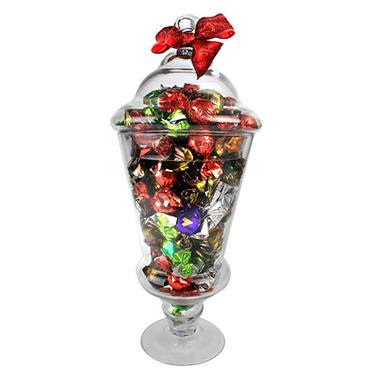 Chocolates of the World Gift Jar