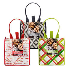 Festive Tote (Choose Your Color)