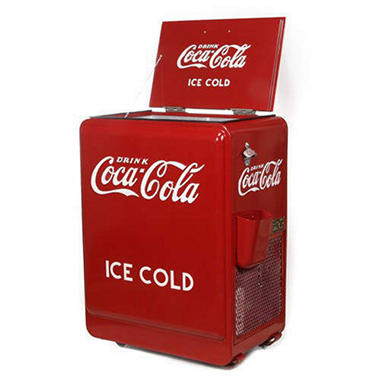 Classic Coca-Cola Drink  Machine