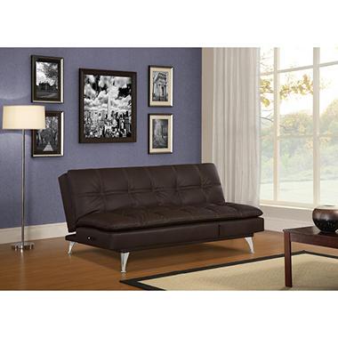 Sale Serta Meredith Convertible Sofa Samdhs315jtp Living Room