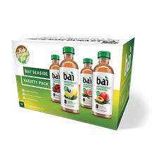Bai Supertea Variety Pack (18 fl. oz. bottles, 15 pk.)