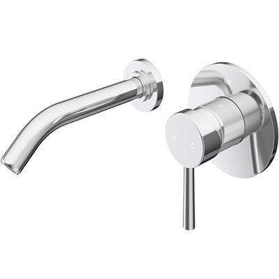 VIGO Olus Single Lever Wall Mount Faucet