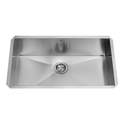 "VIGO 32"" Undermount Stainless Steel 16 Gauge Single Bowl Kitchen Sink"