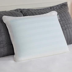 Dreamfinity Memory Foam Gel & Fiber Pillow
