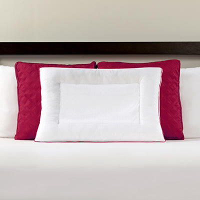 Dreamfinity Reversible Memory Foam Pillow