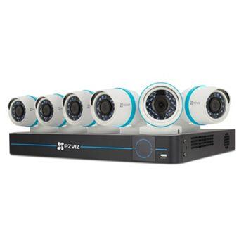 EZVIZ 8-Channel 4MP HD IP NVR Security System