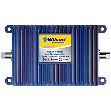 Wilson Electronics Cellular Phone Signal Booster Kit for Vehicles with Multiple Users