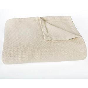 100% Egyptian Cotton Blanket (Various Sizes & Colors)