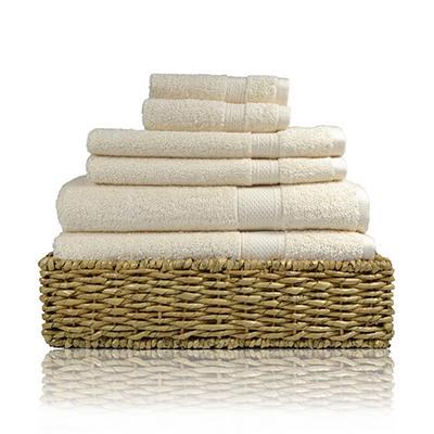 Color Tru Towel 6-Piece Set  (Various Colors)