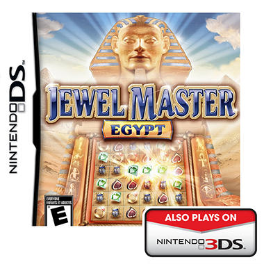 Jewel Master Egypt - NDS