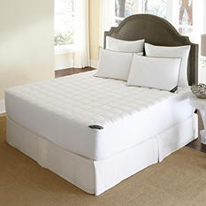 BEHRENS England Full Protection Mattress Pad - Various Sizes
