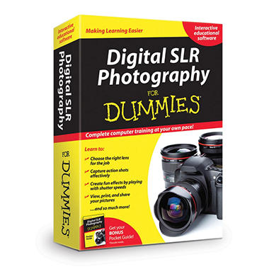 Digital SLR Photography for Dummies - PC
