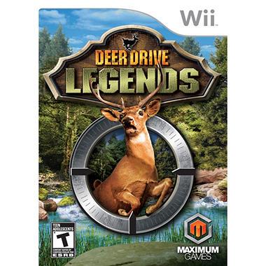 Deer Drive Legends - Wii