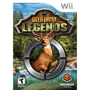 Deer Drive Legends - Wii