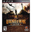 History: Legends of War Patton - PS3